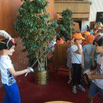 Bendrakeleiviu vaikų stovykla