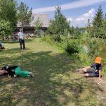 Bendrakeleiviu vaiku stovykla